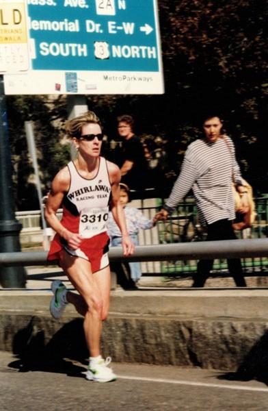 Whirlaway Sport - Maggie Murray